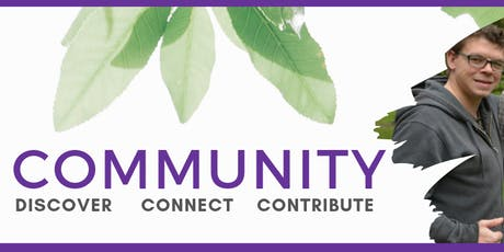 Connecting To Community - Blackburn tickets