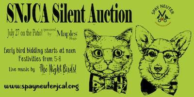 SNJCA Silent Auction