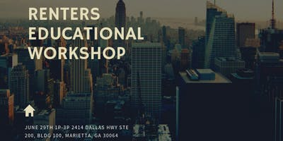 Renter's Educational Workshop