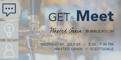 GET to Meet: Wasted Grain