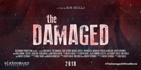 Art is Alive Film Festival Feature Film Screening - The Damaged tickets