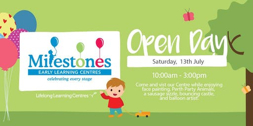Open Day at Milestones Early Learning Hamilton Hill