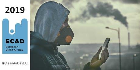 Tiszta levegőt Európának! - civilek és a tudomány a tiszta levegőért tickets