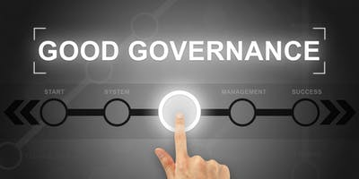 Governance Training for Non Profit Organisations - Perth - October 2019