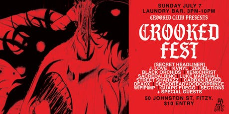 Crooked Fest  tickets