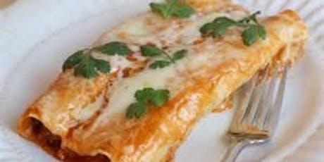 Parent & Me Cooking Class (Mexican Fiesta) tickets