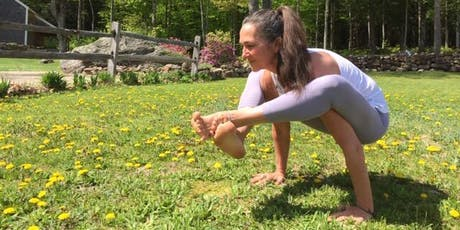 Hand Balance Yoga Workshop with Katie O'Connell, E-RYT 500 tickets
