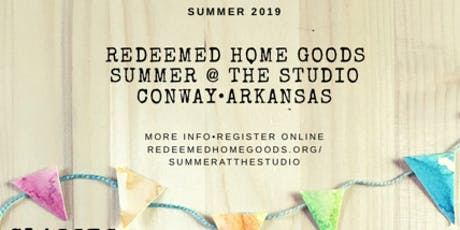 RHG Summer @ the Studio: Ladies' Night In...Wall Hangings tickets