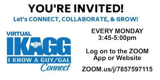 Virtual IKAGG CONNECT Weekly Meeting
