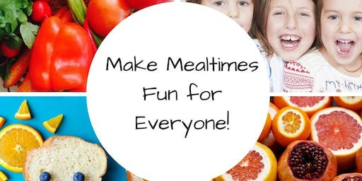 Make Mealtimes Fun For Everyone