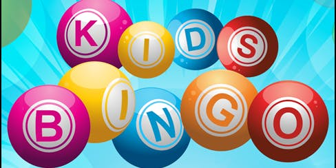 School Holiday Program: Kids Bingo - Hallidays Point