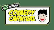 GoMedia Comedy Carnival logo