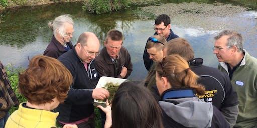 Farmland Pond Restoration for Wildlife Enhancement: a farmers workshop