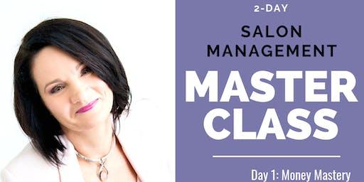 Salon Management Master Class. Book Now!