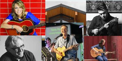 Carolyn Arends and Steve James - Barnabas Station Benefit Concert