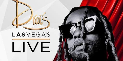 Ty Dolla Sign - Drai's Nightclub - Vegas Guest List - HipHop - June 21