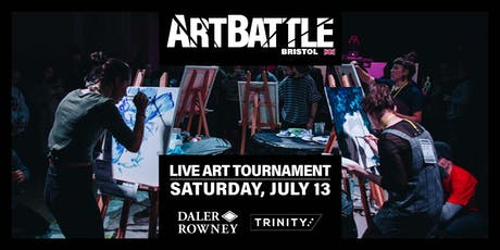 Art Battle Bristol - 13 July, 2019 tickets