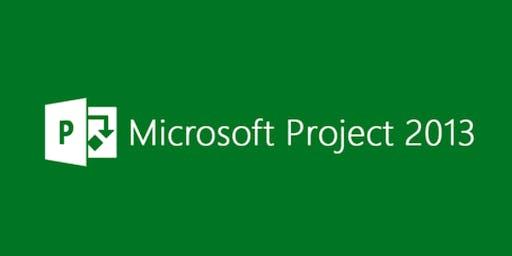 Microsoft Project 2013, 2 Days Virtual Live Training in Scottsdale, AZ