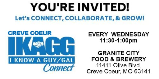 Creve Coeur IKAGG CONNECT Weekly Meeting