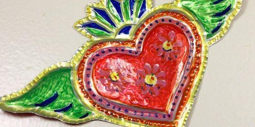 Making Mexican Tin Items - Ages 6 plus