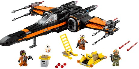 Brukunga LEGO BUILD ZONE tickets