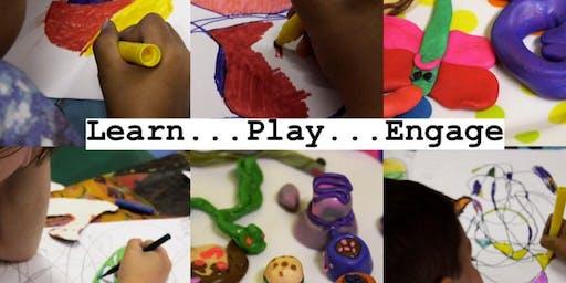 Summer Arts and Craft Club - July 2019