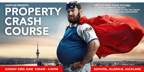 Property Crash Course: LIVE High-Value Workshop tickets