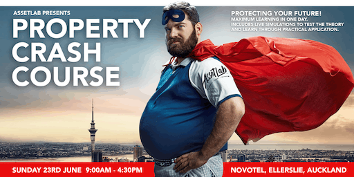 Property Crash Course: LIVE High-Value Workshop