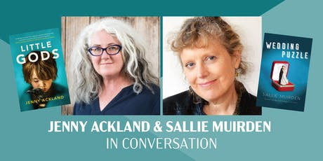 Jenny Ackland and Sallie Muirden in Conversation tickets