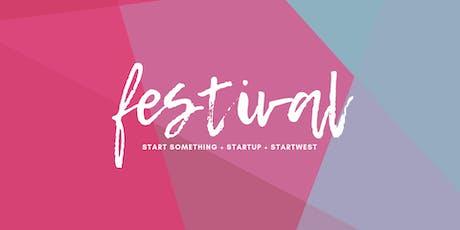 #StartWest Festival tickets