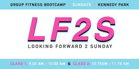 LF2S Fitness Bootcamp tickets