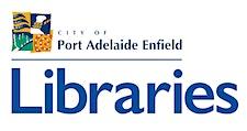 CityofPAE Libraries        logo
