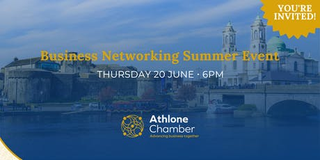 Athlone Chamber of Commerce Summer Event tickets