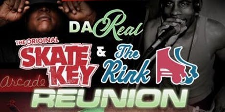 "Da Real Skate Key & Rink Reunion ""SKATE PARTY"" in ATLANTA Featuring DJ SNS & Friends @ The Legendary Cascades Skating Rink tickets"
