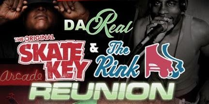 "Da Real Skate Key & Rink Reunion ""SKATE PARTY"" in ATLANTA Featuring DJ SNS & Friends @ The Legendary Cascades Skating Rink"