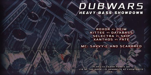 DUBWARS: Heavy Bass Showdown