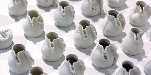 EDUCATOR PROGRAM - CONTEMPORARY CERAMICS: 3D CLAY PRINTING WITH ALTERFACT STUDIO