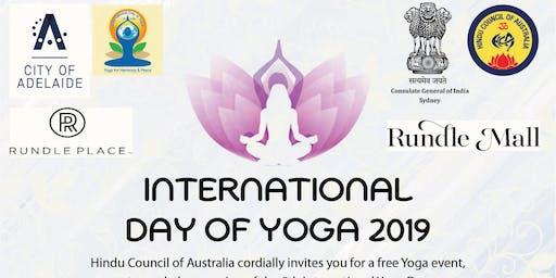 International Day of Yoga-2019