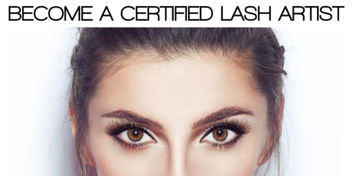 BECOME A CERTIFIED LASH ARTIST