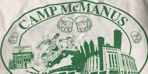 Camp McManus 2019!   Saturday August 17th.   New York Yankees vs Cleveland Indians   (and Mariano Day!)