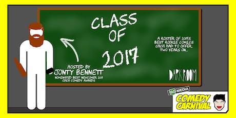 Class of '17 tickets