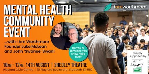 Free Mental Health Community Event: Opening The Conversation