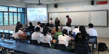 Conversational Cantonese Class  tickets