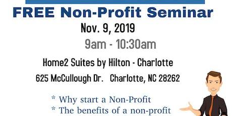 FREE Non-Profit Seminar tickets
