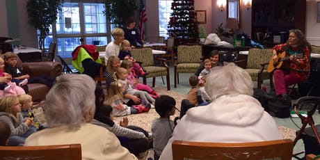 Tunes & Togetherness with Seniors tickets