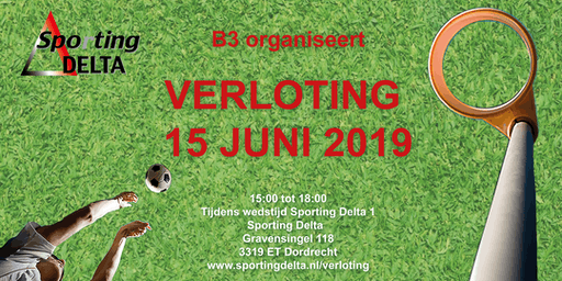 Sporting Delta Verloting