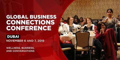 Collaborate,Connect, and Impact Without Borders in both Business and Wellness tickets