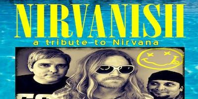 NIRVANISH @ recordBar