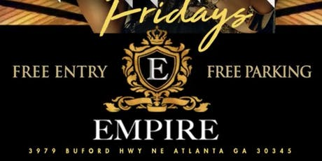 EMPIRE FRIDAYS tickets