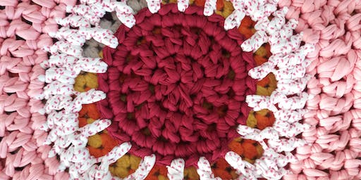 Eco-rug Crochet with Ruby Barnett from Frith st